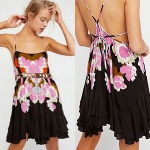 NWT Free People Sweet Lucy Slip Dress M